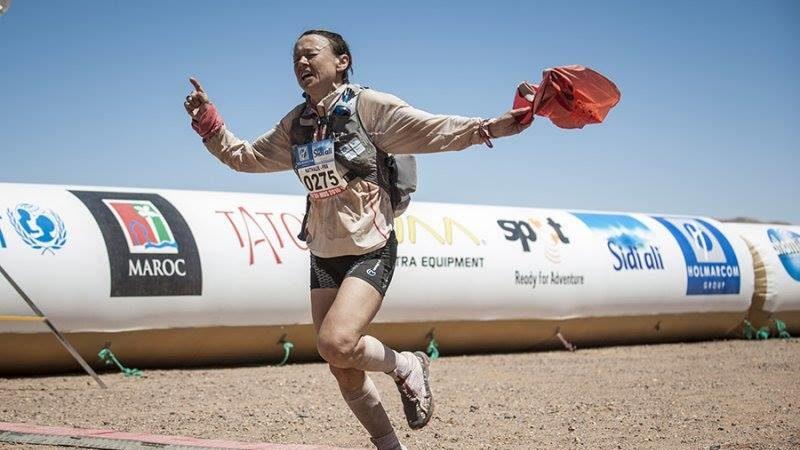 wechamp nathalie mauclair conference athletes de haut niveau trail conférence journée de la femme