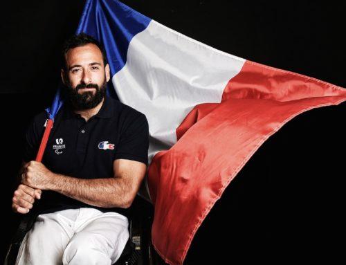 Un conférencier sportif pour aborder le handicap et la diversité