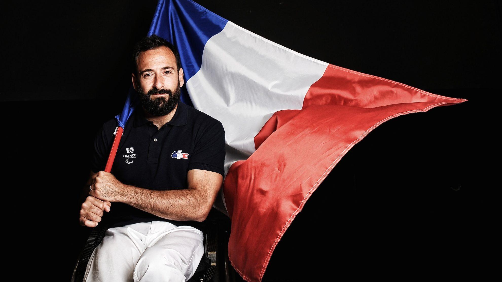 Mickael jeremiasz conference athlete de haut niveau paraplympique entreprise wechamp