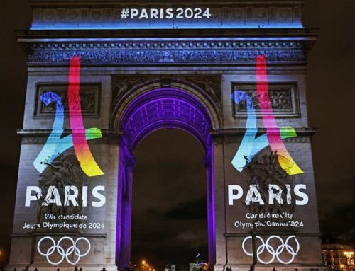 Conférencier sportifs : Paris 2024 avec la l'athlète Astrid Guyart