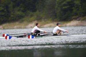 WeChamp team building aviron athlète de haut niveau dépassement de soi