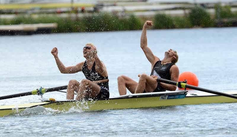 WeChamp team building aviron athlete de haut niveau esprit d'équipe