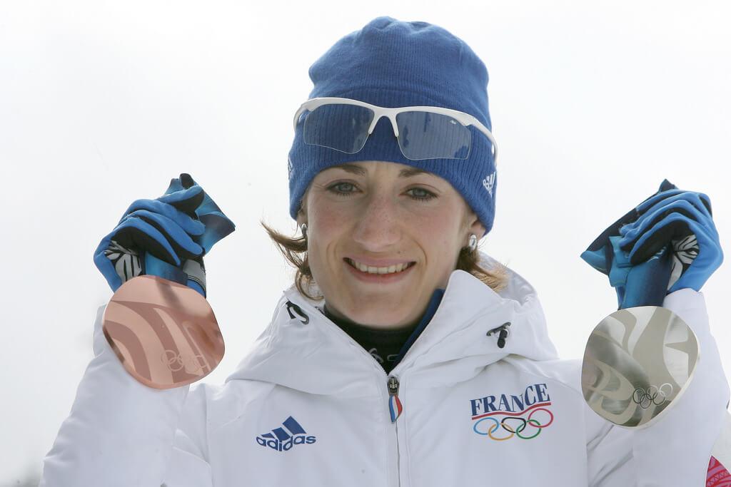 Marie laure brunet biathlon wechamp entreprise athlète haut niveau conférence