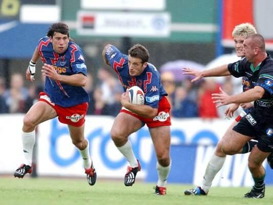 Raphaël Poulain triple champion de france de rugby et conférencier sportif