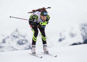 Marie Laure Brunet vice championne olympique de biathlon et conférencière