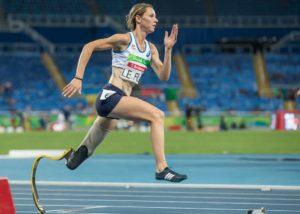 Marie-Amélie Le Fur athlète haut niveau handisport athlétisme wechamp entreprise conférence