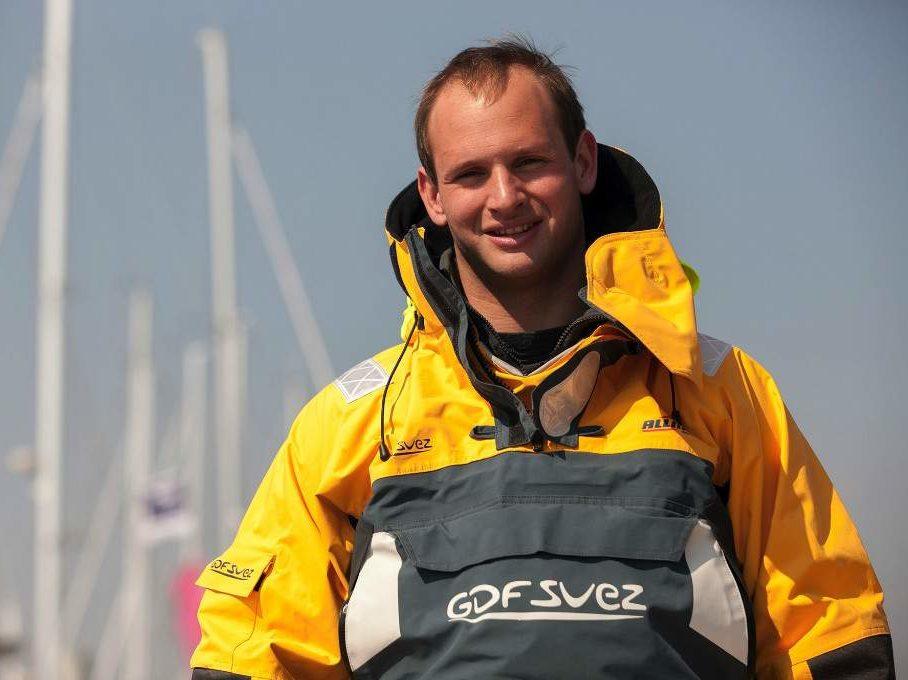 Sébastien Rogues voile athlète de haut niveau wechamp entreprise conférence