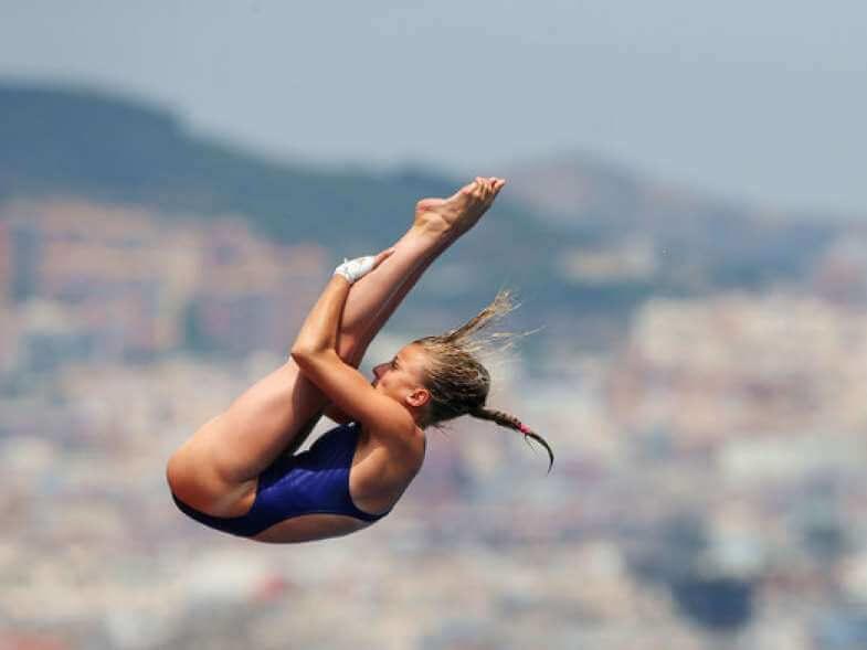 laura marino plongeon 10 mètres athlète haut niveau wechamp entreprise conférence conférencier