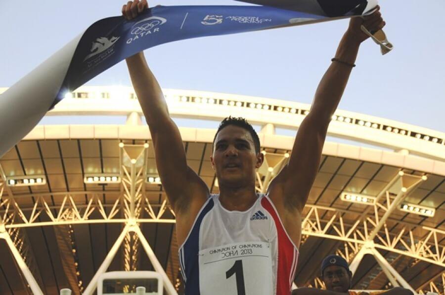 Christopher patte champion d'europe de pentathlon moderne et conférencier