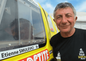 Etienne Smulevici rallye athlète de haut niveau wechamp-entreprise conférence