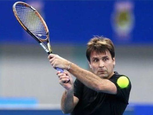 Fabrice Santoro Tennisman Français et conférencier sportif