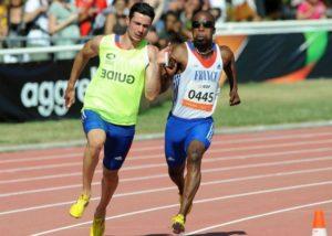 Gautier Trésor Makunda athlète de hau niveau athlétisme handisport wechamp-entreprise incentive event public team building conférence conférencier