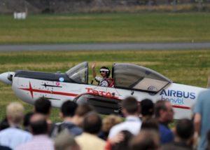 dorine bourneton aviatrice paraplégique wechamp entreprise