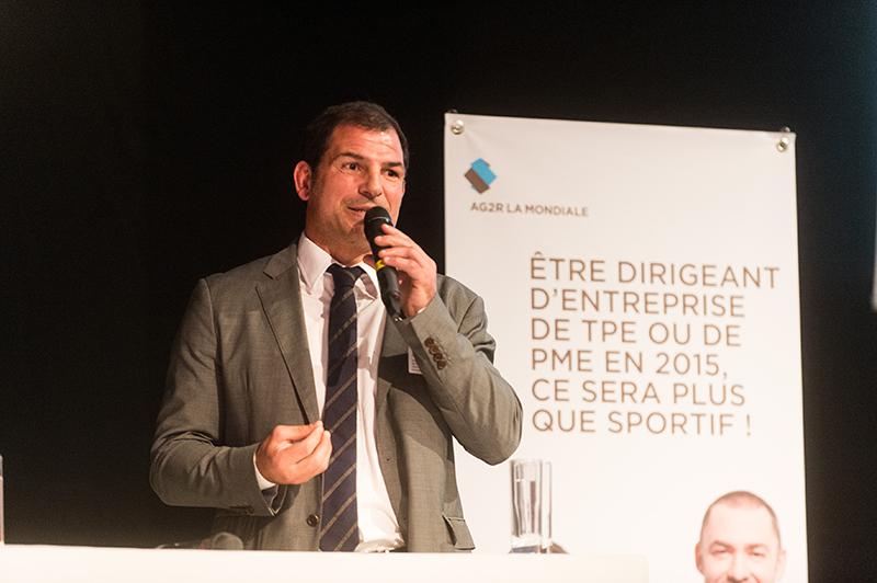 Marc Lièvremont CONFÉRENCIER SPORTIF conférence WECHAMP