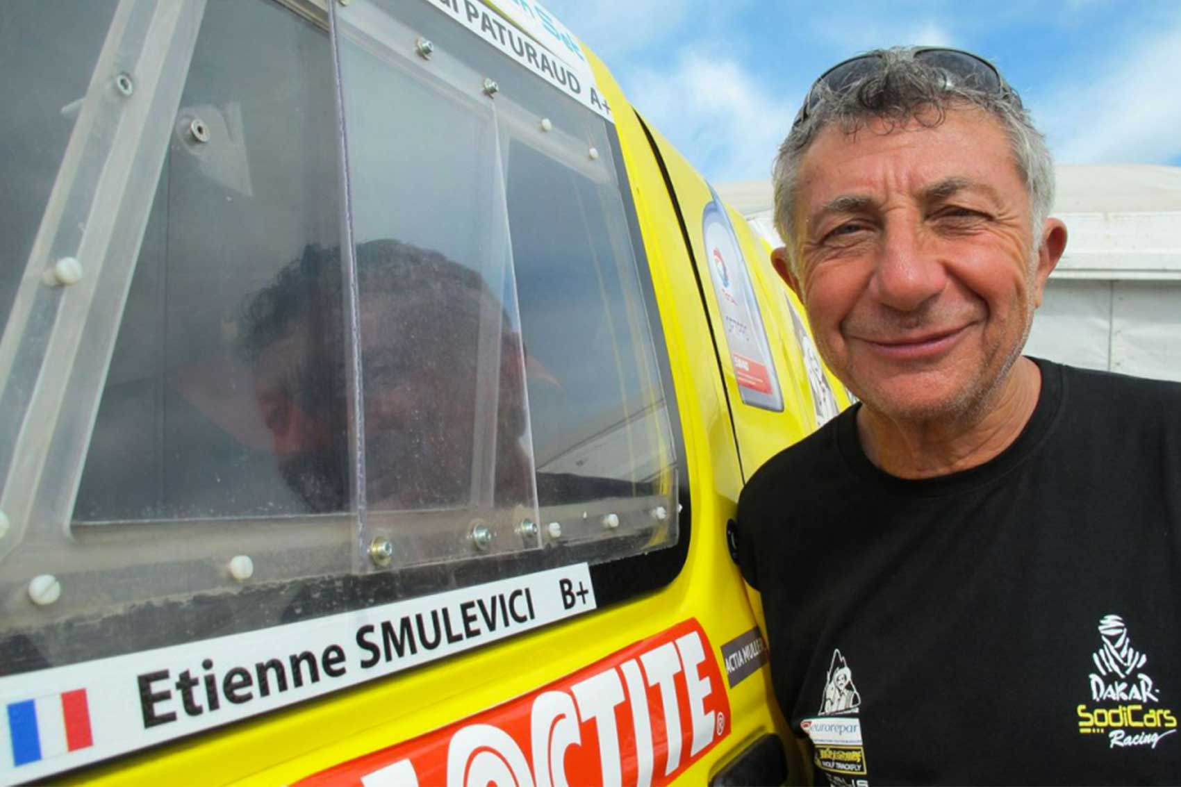 Etienne Smulevici conférencier sportif sur l'esprit d'équipe et le mangement d'équipe au sein de l'entreprise WeChamp