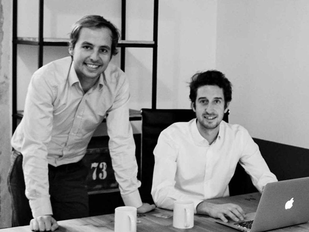 Anatole Saby entrepreneur sportif et fondateur de la plateforme TrainMe, conférencier sportif dans l'équipe de WeChamp Entreprise