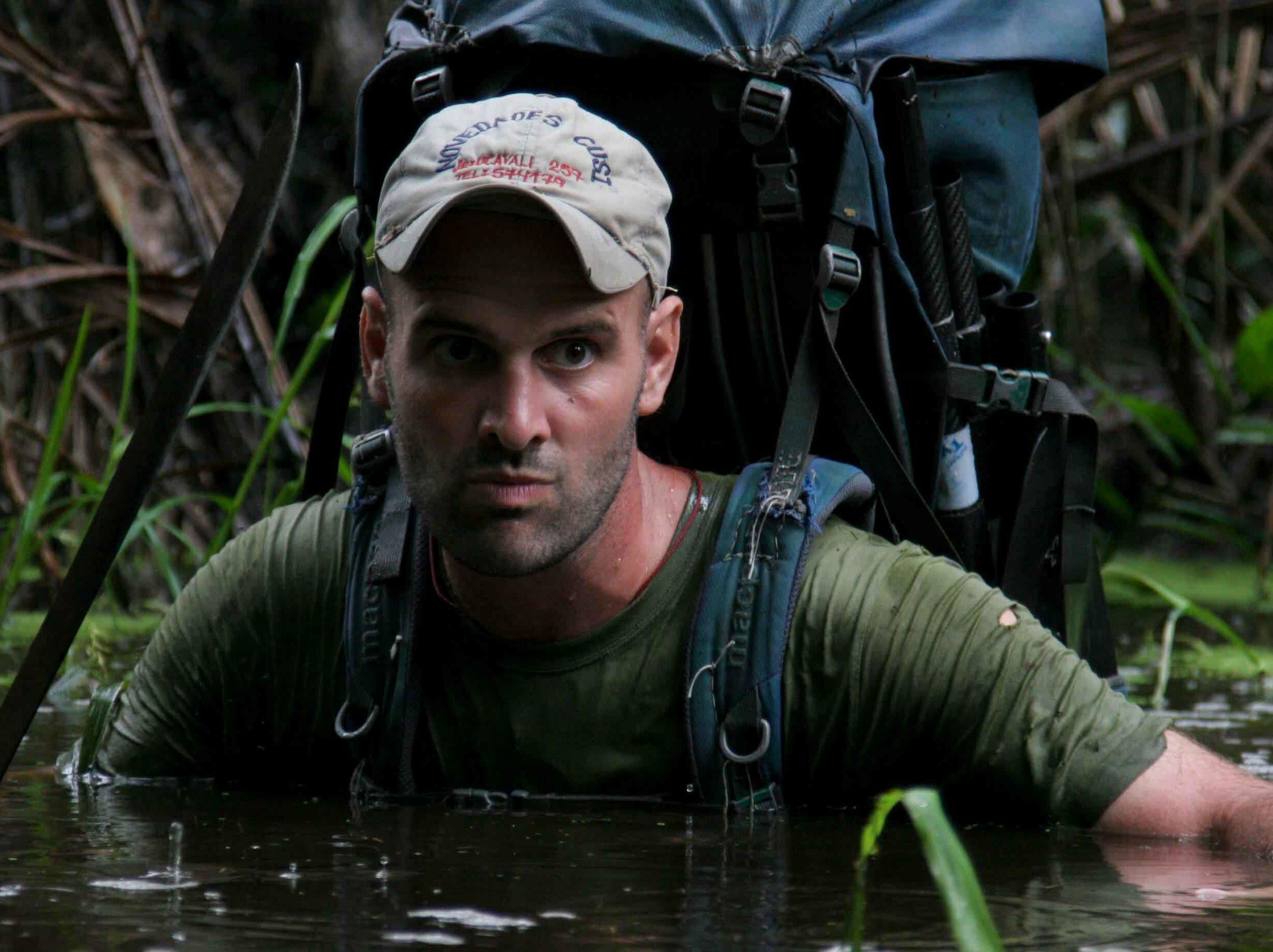 Edward Staffor aventurier et explorateur, conférencier aventurier dans l'équipe WeChamp Entreprise
