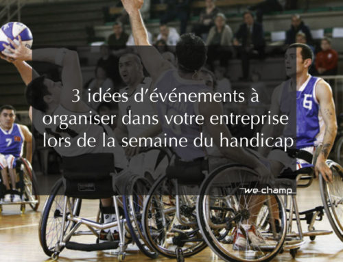 3 idées d'action pour la semaine du handicap
