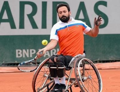 mickael jemeriaz conférencier sportif handisport, semaine du handicap