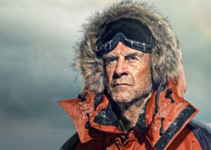 Ranulph Fiennes est un explorateur et écrivain britannique, Ranulph est aussi conférencier et partage son histoire apurés d'entreprises