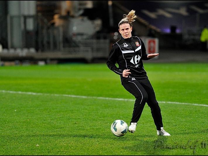Sandrine Dusang football conférencier sportif WeChamp