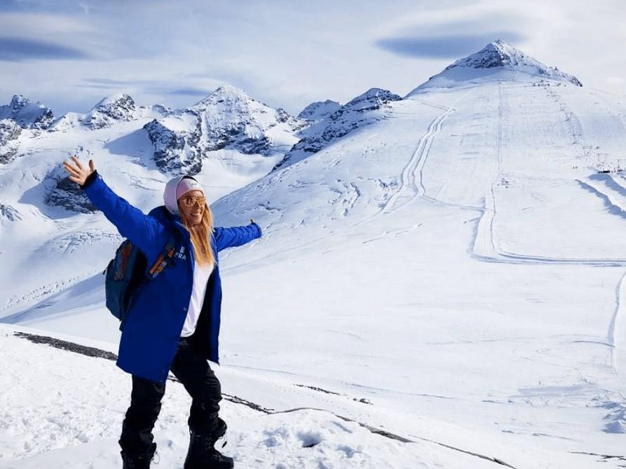 Cécile Hernandez snowboard WeChamp