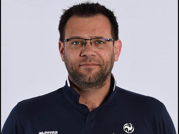 Cédric Enard volley-ball conférencier sportif WeChamp