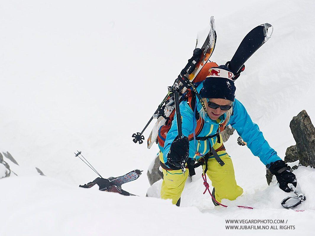 Karina Hollekim ski conférencier sportif WeChamp