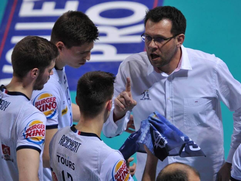 Cédric Enard volley-ball WeChamp