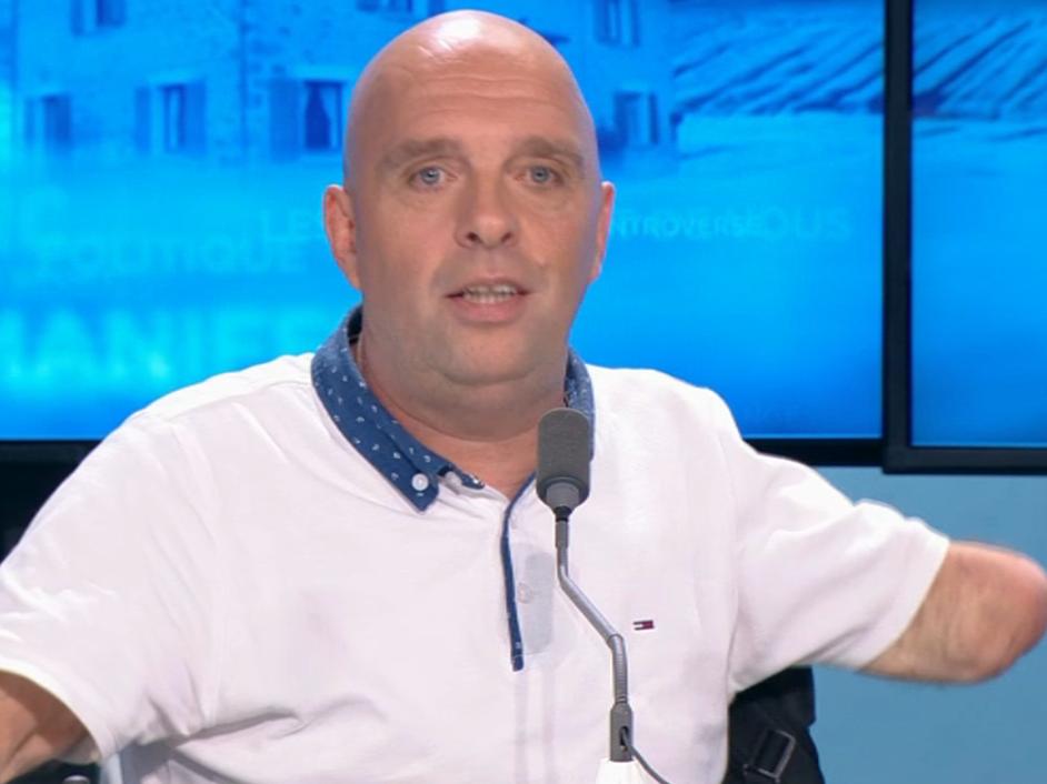 Philippe Croizon conférencier sportif pour WeChamp Entreprise