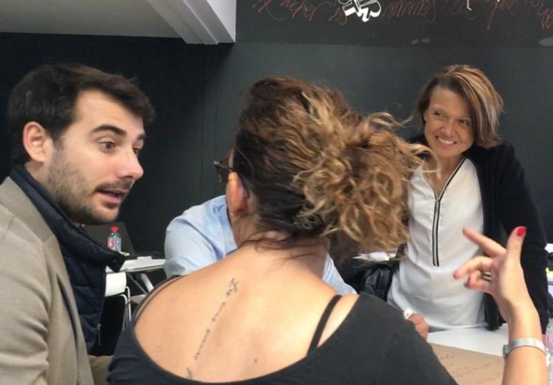 conférence et workshop performance Nathalie mauclair conseil