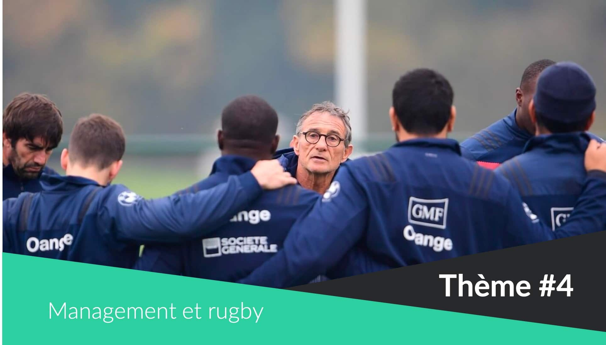Thème - Management du rugby
