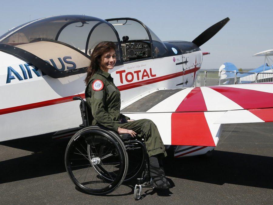 Conférencière Aviatrice Dorine Bourneton - WeChamp