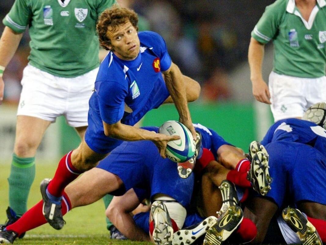 Fabien Galthié rugby WeChamp