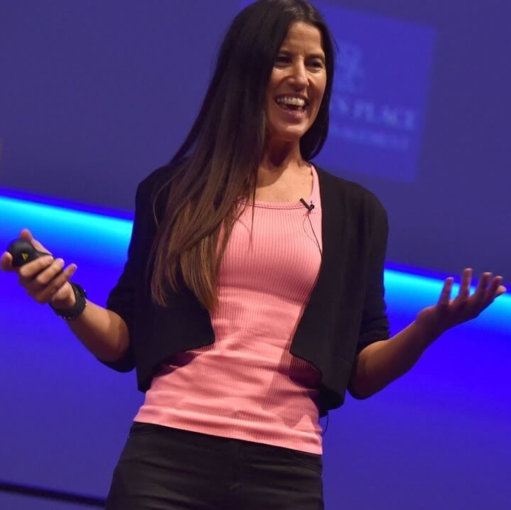 Conférencière Natalia Cohen WeChamp