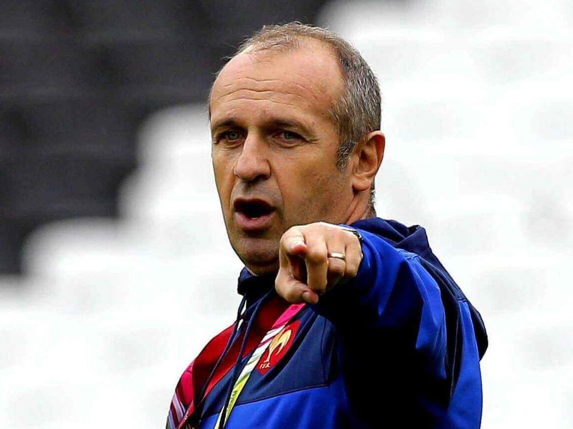 Philippe Saint-André est un ancien rugbyman et entraîneur. Il est aujourd'hui conférencier chez WeChamp