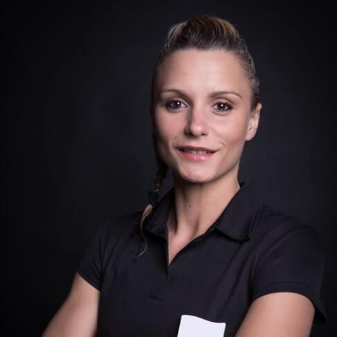 Conférencière sportive Anaelle Ferrier WeChamp