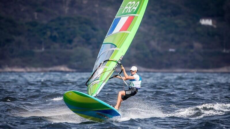 Conférencière Charline Picon WeChamp windsurf