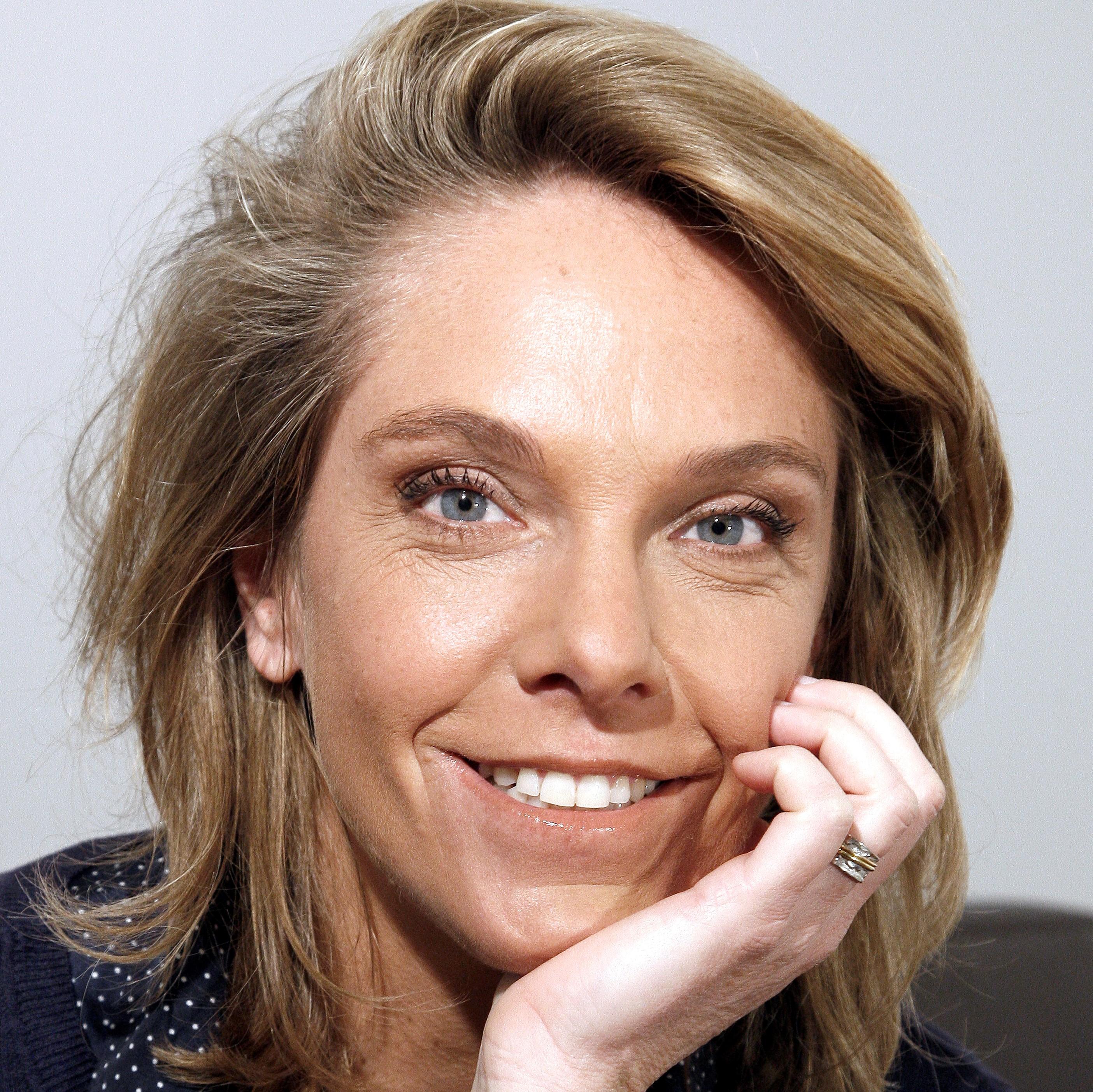 WeChamp Peggy Bouchet conférencière sportive