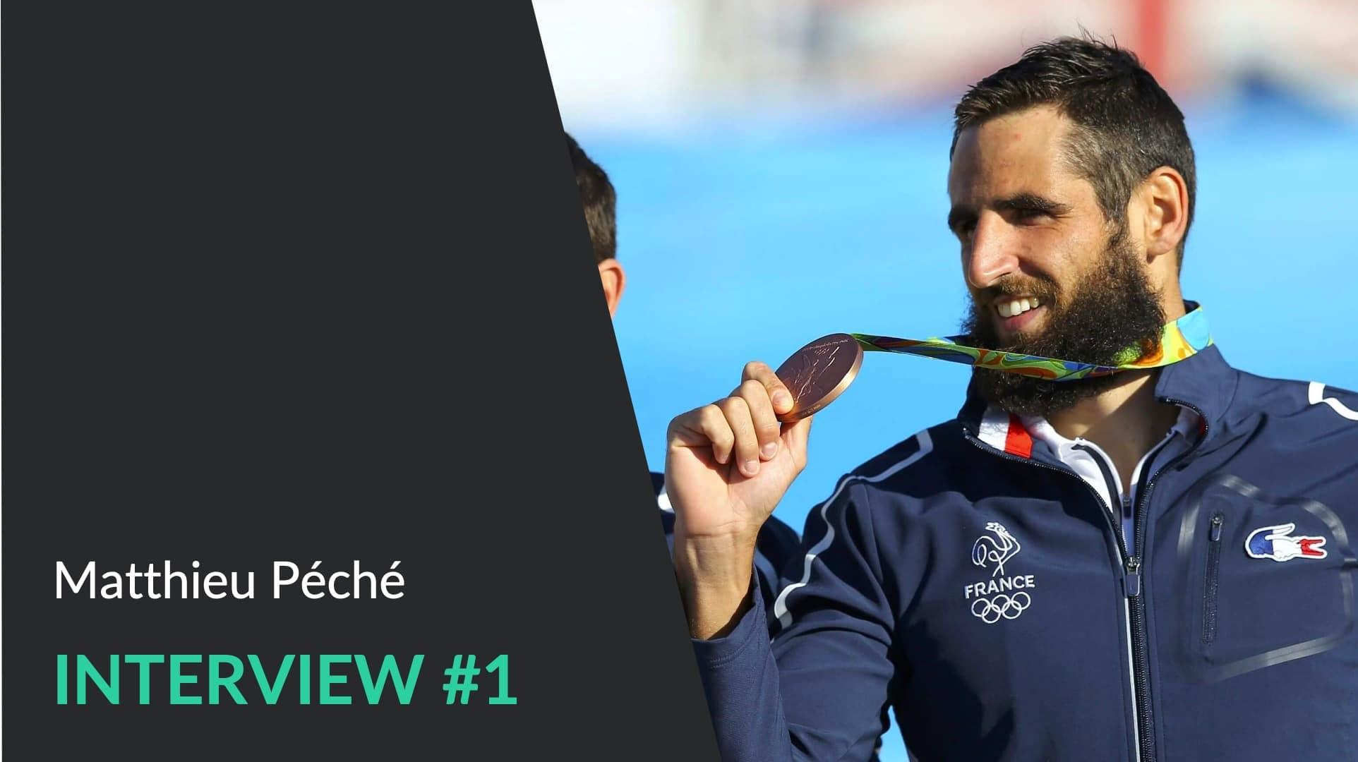 Interview - Matthieu Péché