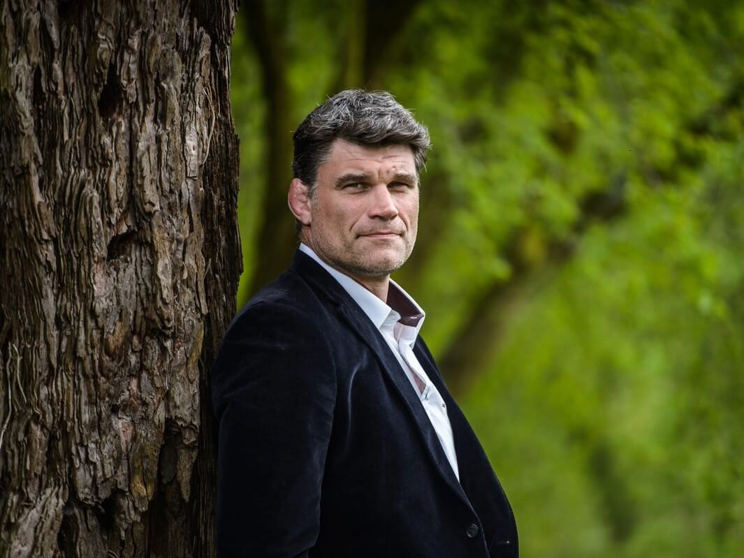 conférencier sportif WeChamp Fabien Pelous conférencier sportif rugby