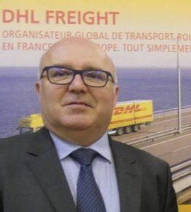 conférence dépassement de soi DHL Christophe Bru