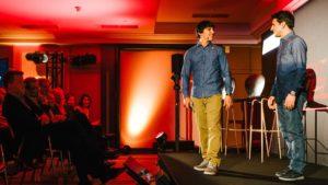 WeChamp intégrer une conférence à un séminaire