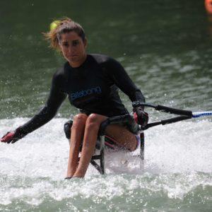 Delphine le Sausse Ski nautique WeChamp