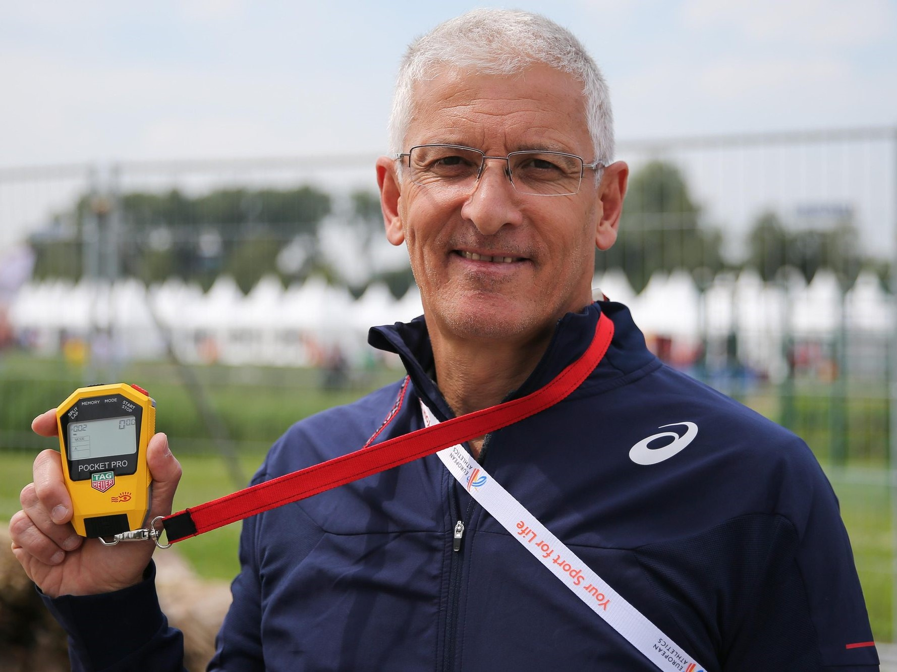 Guy Ontanon Athlétisme WeChamp