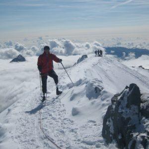 Jamie Andrew alpinisme WeChamp