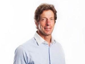 WeChamp entrepreneur Joff Sharpe