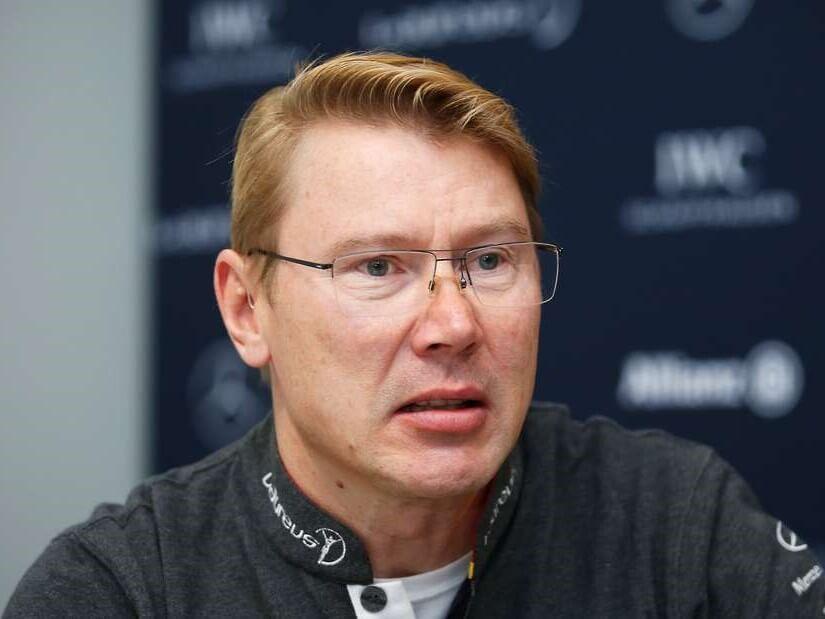 WeChamp Mika Hakkinen conférencier sportif