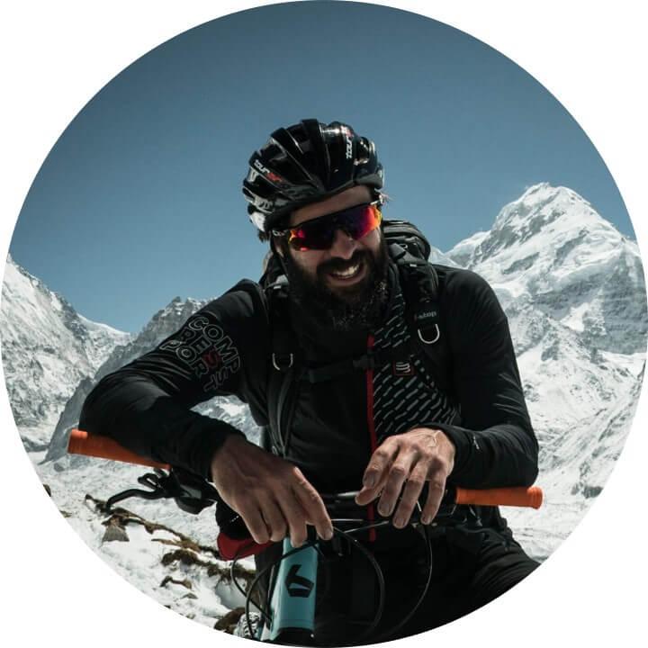 Steven Le Hyaric Alpinisme WeChamp