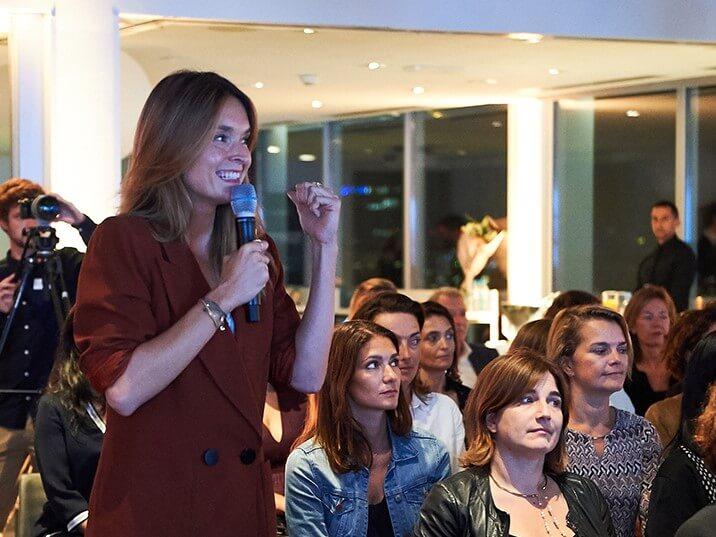 Anne Charlotte Vuccino Entrepreneur WeChamp